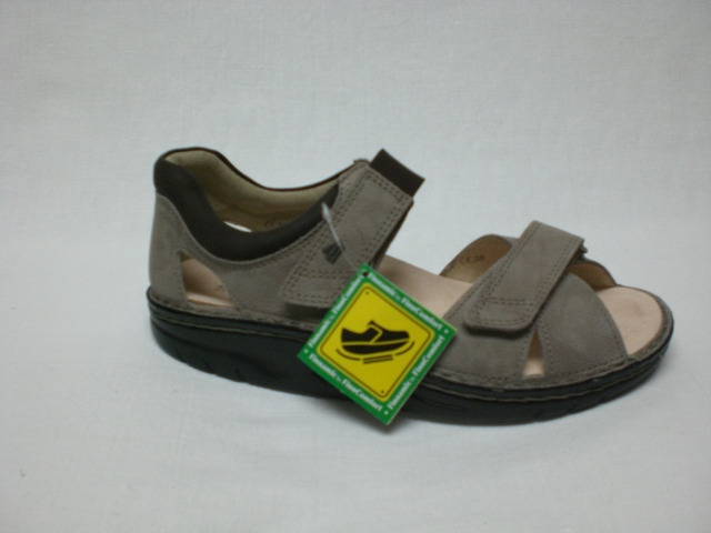 beige sandale mit abrollsohle finnamic schuh raesfeld